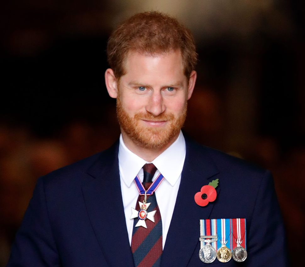 Prince Harry Won a Major Victory in His Lawsuit Against a U.K. Tabloid