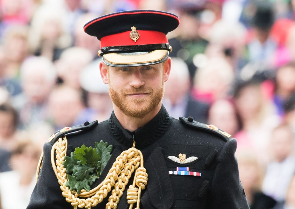 Prince Harry Will Fight to Win Back His Military Titles This Year