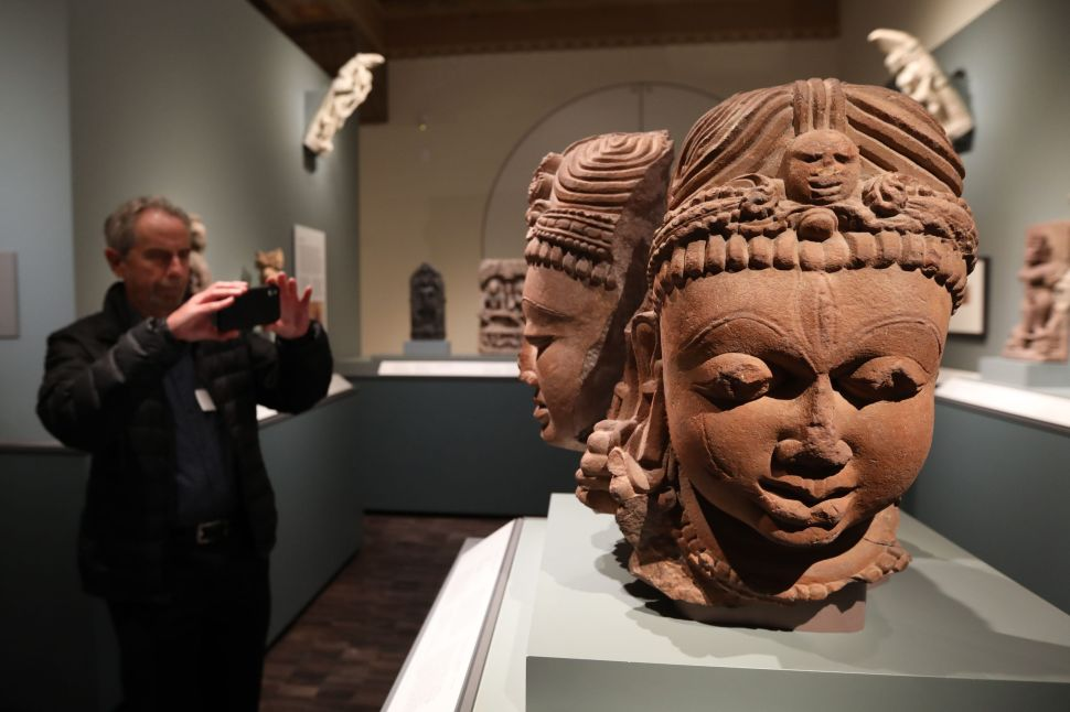 The Asian Art Museum of San Francisco Has Agreed to Return Ancient Thai Relics