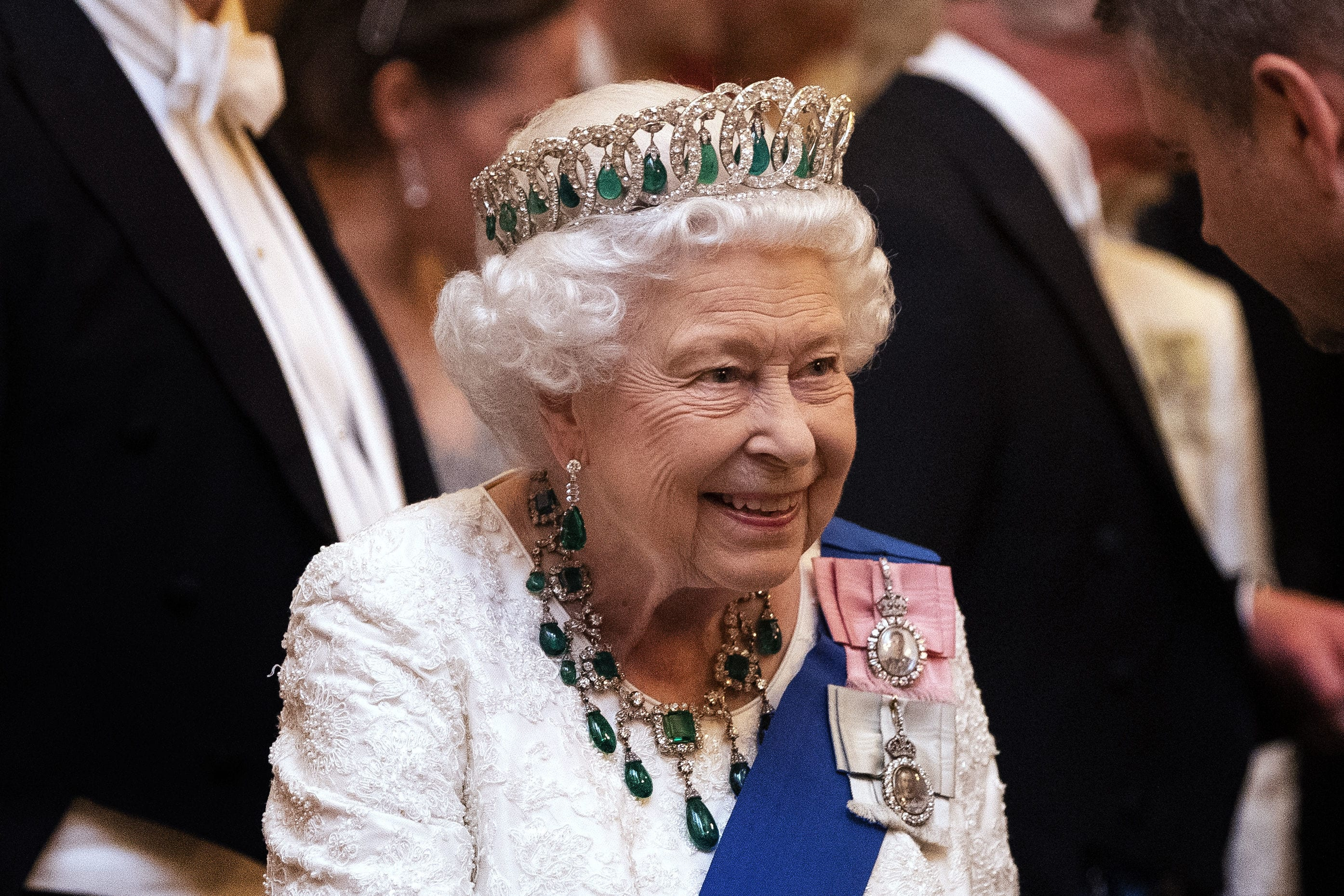 The Queen On Christmas Day 2021 Queen Elizabeth Will Mark Her Accession Day At Windsor Castle Observer