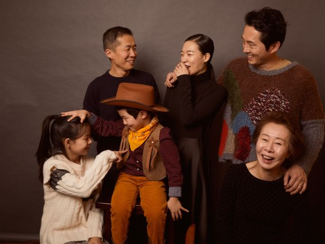 Minari's Youn Yuh-Jung Knows Awards 'Mean Nothing to Me' | Observer