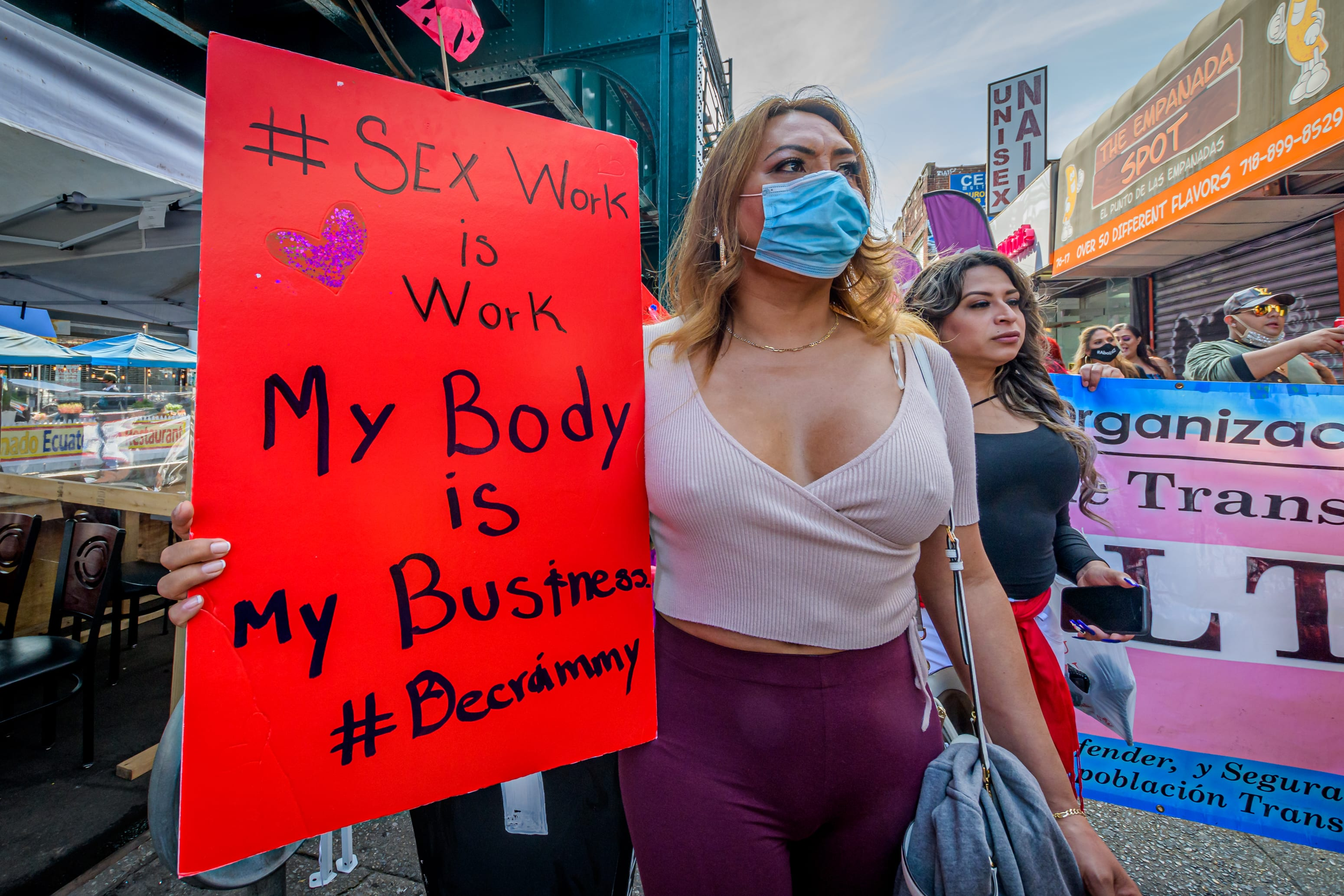 Sex Workers Are In Increased Danger Due to QAnon and Attacks on Section 230
