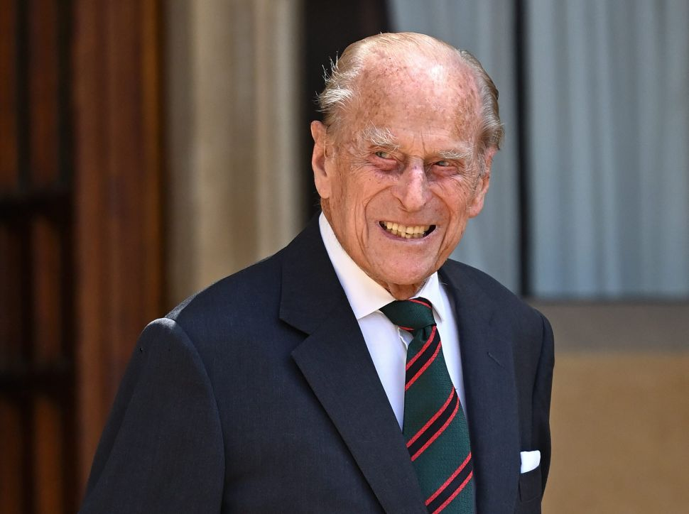 Prince Philip Has Been Admitted to a Hospital in London After Feeling Sick