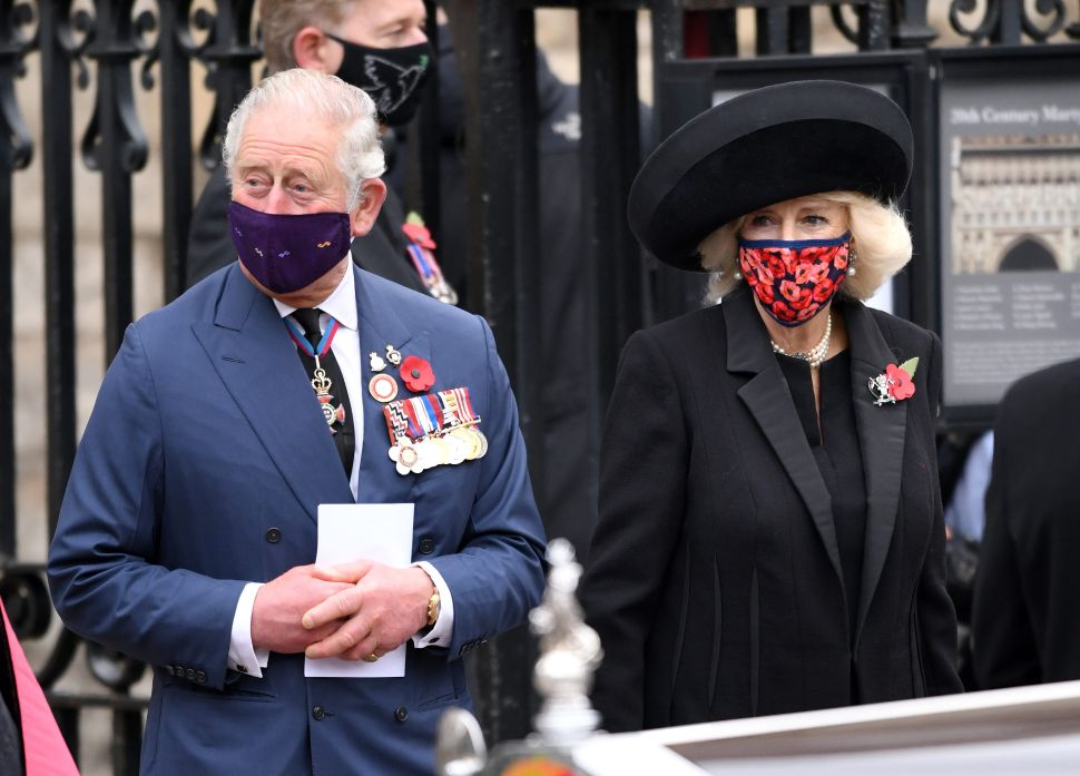 Prince Charles and Camilla Are the Latest Royals to Get COVID-19 Vaccines