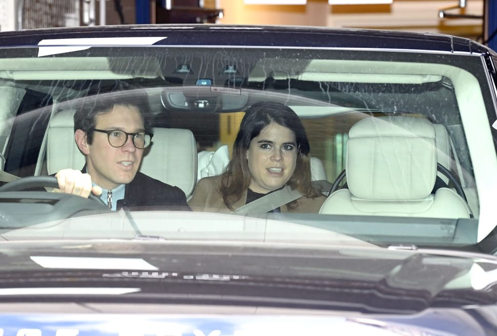 Did Princess Eugenie Move Back to Frogmore Cottage?