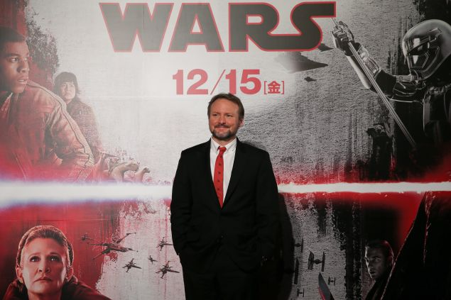 Star Wars Movies Rian Johnson Trilogy