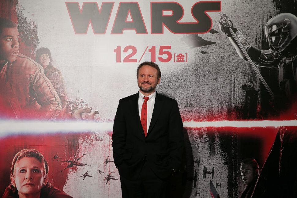 Rian Johnson's 'Star Wars' Trilogy Hasn't Faded Into the Sunset Just Yet