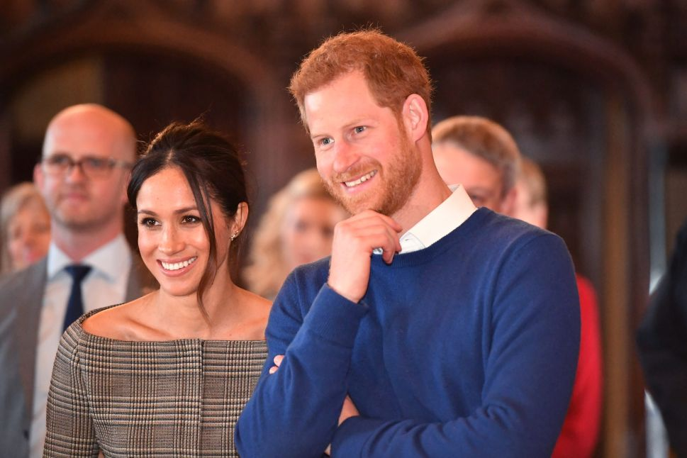 Prince Harry and Meghan Privately Congratulate Princess Eugenie on Her New Baby Boy