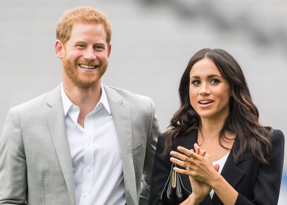Prince Harry and Meghan Markle Are Providing Support for a Women's Shelter in Texas