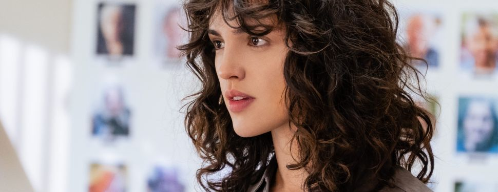 Eiza González as Fran in I Care a Lot