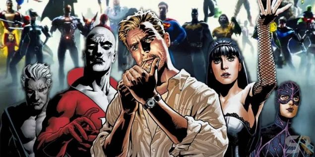 Justice League Dark Release Date HBO Max