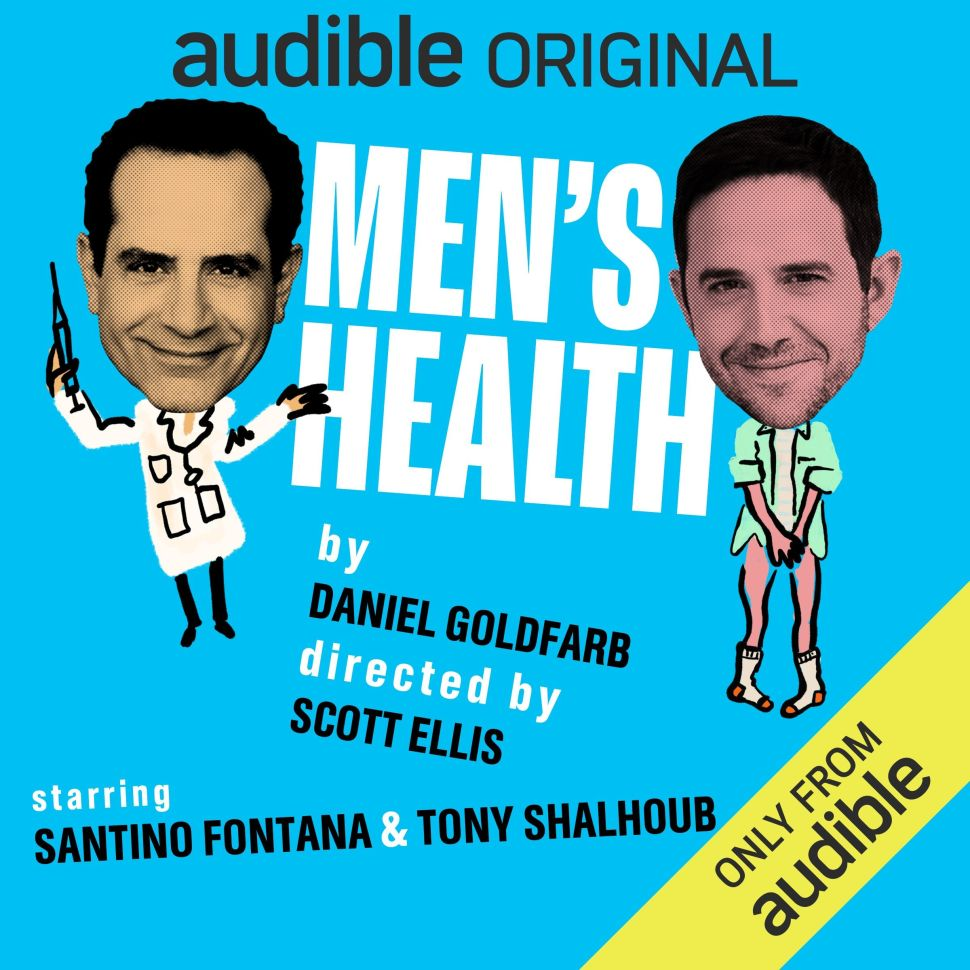 Bittersweet Medical Comedy 'Men's Health' Drops Trou at Audible