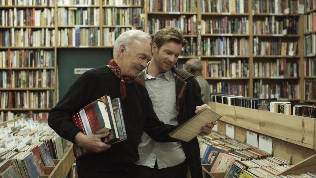 Christopher Plummer with Ewan McGregor in Beginners
