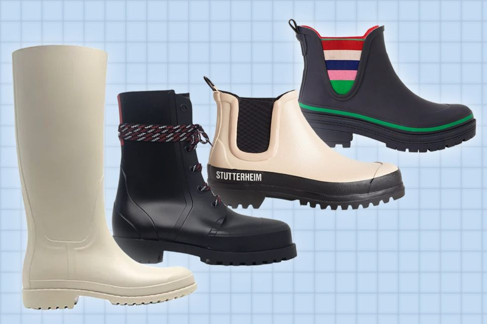 The Best Stylish Rain Boots to Brighten Up Even the Dreariest of Days