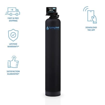 SpringWell Whole House Well Water Filter