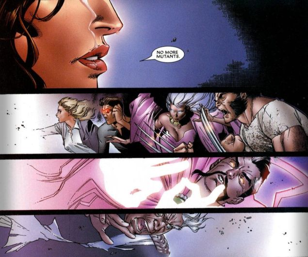 house of m wandavision no more mutants