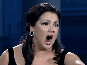 Soprano Anna Netrebko streams a recital from Vienna.