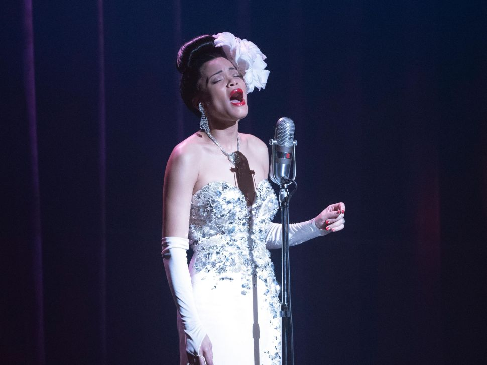 Andra Day Catches 'The United States vs. Billie Holiday' When It Falls
