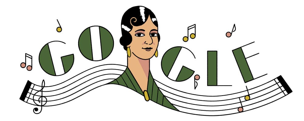 Today's Google Doodle Honors María Grever, Who Penned Songs Covered by Frank Sinatra