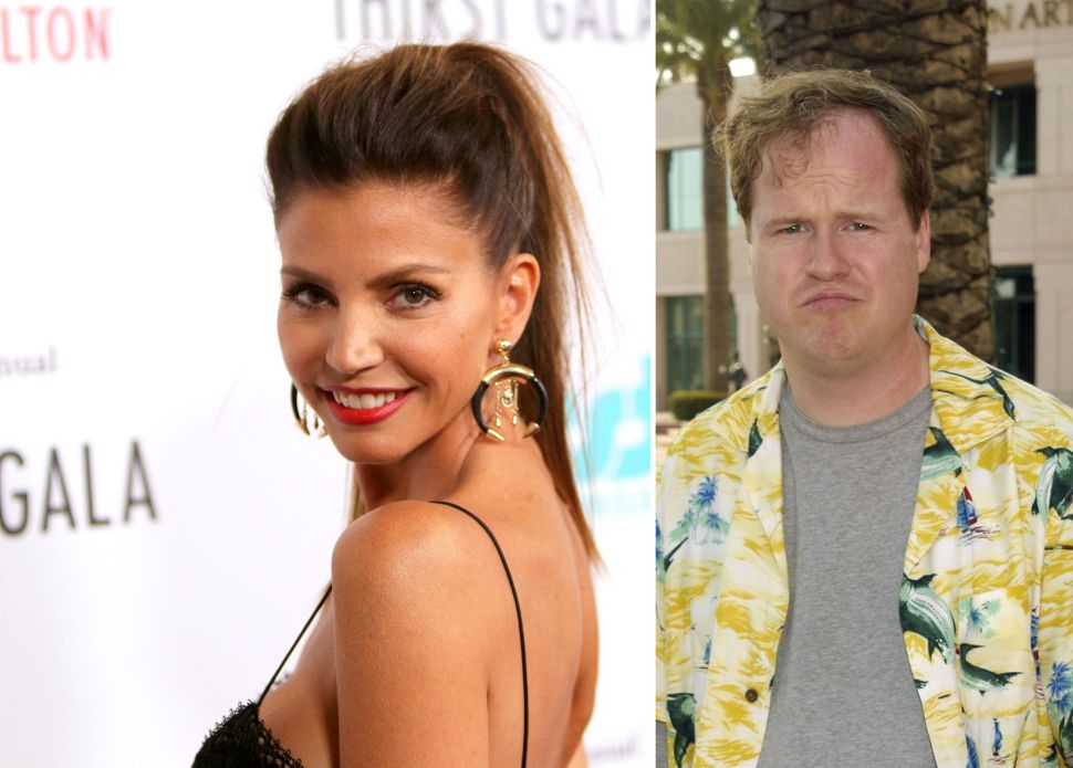 Charisma Carpenter Accuses Joss Whedon of Misconduct on Sets of 'Buffy' and 'Angel'