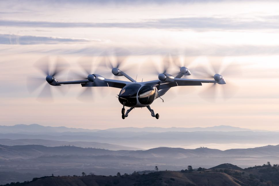 Flying Car Startup Joby To Go Public Under SPAC of LinkedIn, Farmville Founders