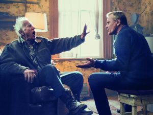 Lance Henriksen and Viggo Mortensen star in Falling, which Mortensen also directed