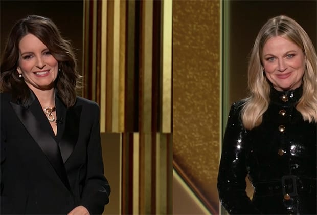 Golden Globes Opening Monologue Video