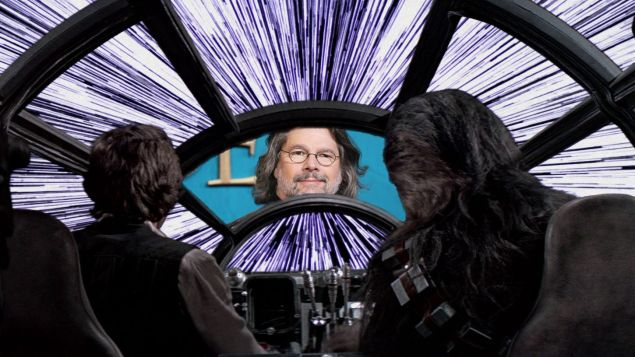 Disney Star Wars TV Series Ronald Moore