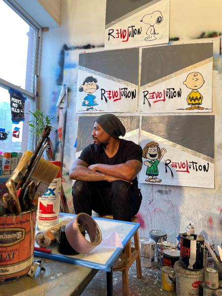 Guy Stanley Philoche Has Spent Over $70,000 in His Quest to Get Artists to Dream Big