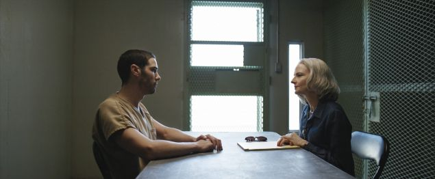 Tahar Rahim and Jodie Foster star in The Mauritanian