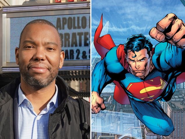 Author Ta-Nehisi Coates is reportedly working on a Superman film with JJ Abrams