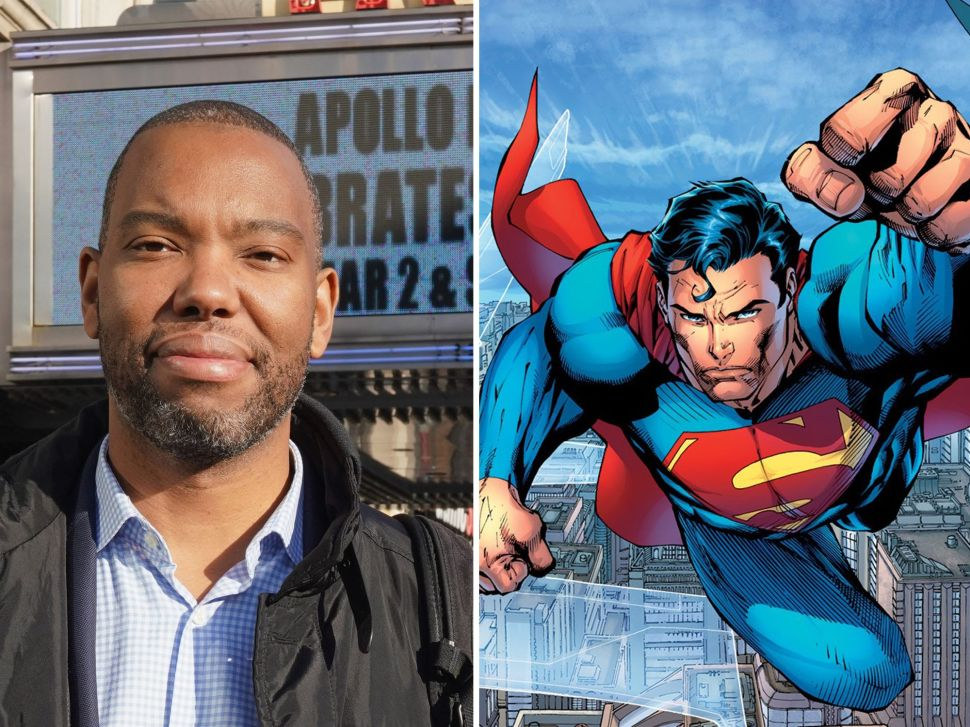 Ta-Nehisi Coates and J.J. Abrams Are Teaming Up for a 'Superman' Film