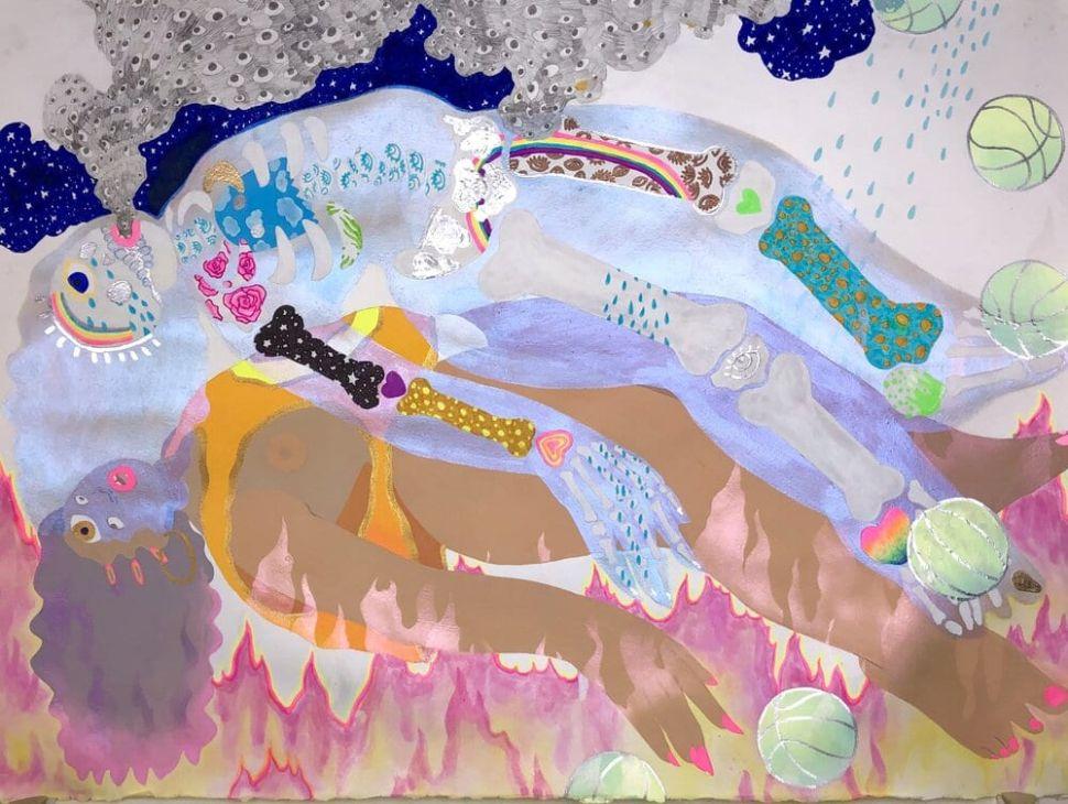 Amaryllis DeJesus Moleski's Interdisciplinary Work Tends to the In-Betweens