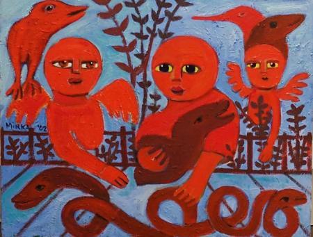 Scenes of a Bohemian Life: Mirka Mora at the Jewish Museum of Australia