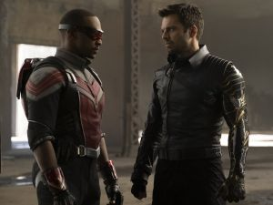 Marvel The Falcon and the Winter Soldier Review