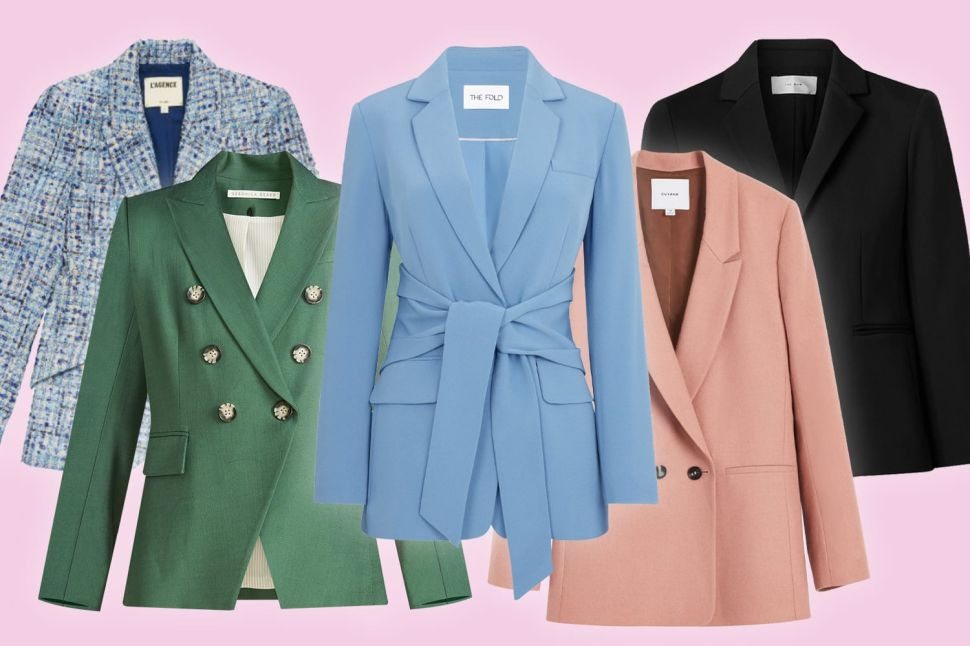 The Best Stylish Blazers to Wear This Spring