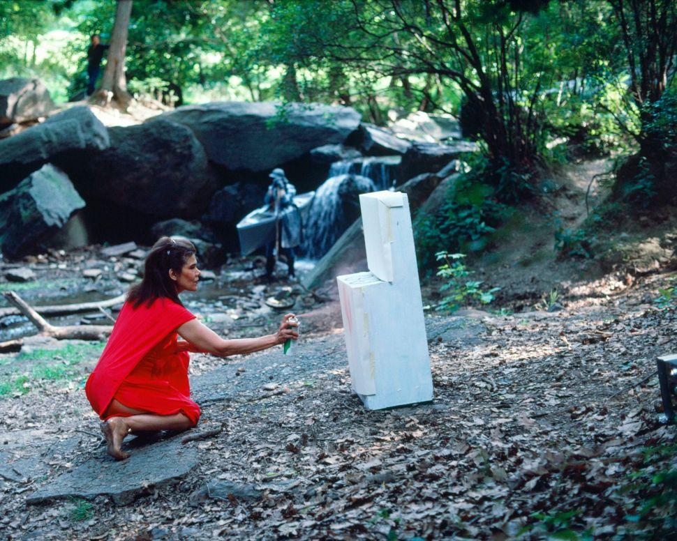 Lorraine O'Grady's Retrospective at Brooklyn Museum Honors Long Career