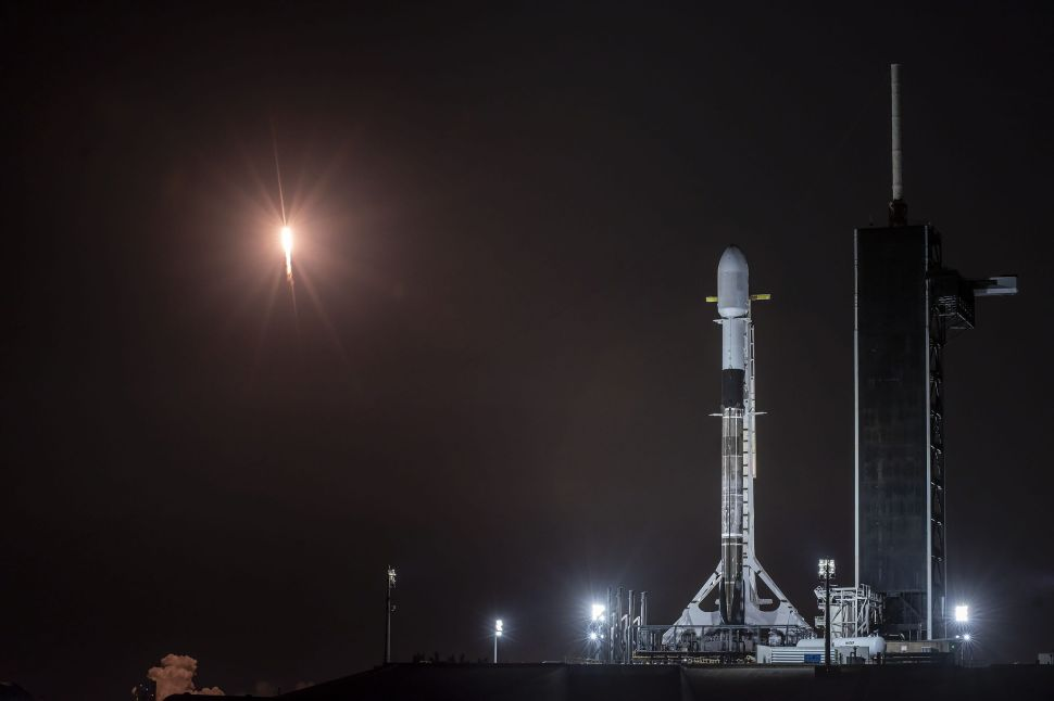 SpaceX Is Finally Launching the Next Starlink Mission After February Landing Failure