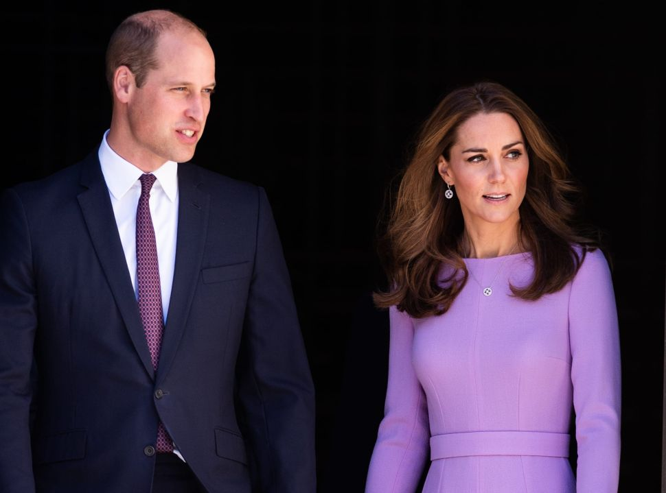 Prince William and Kate Middleton Have Finally Returned to London