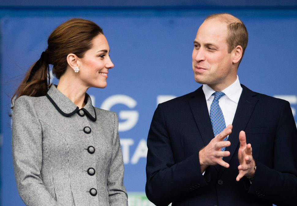 Kate Middleton Has Been a Big Support to Prince William After the Sussexes' Interview
