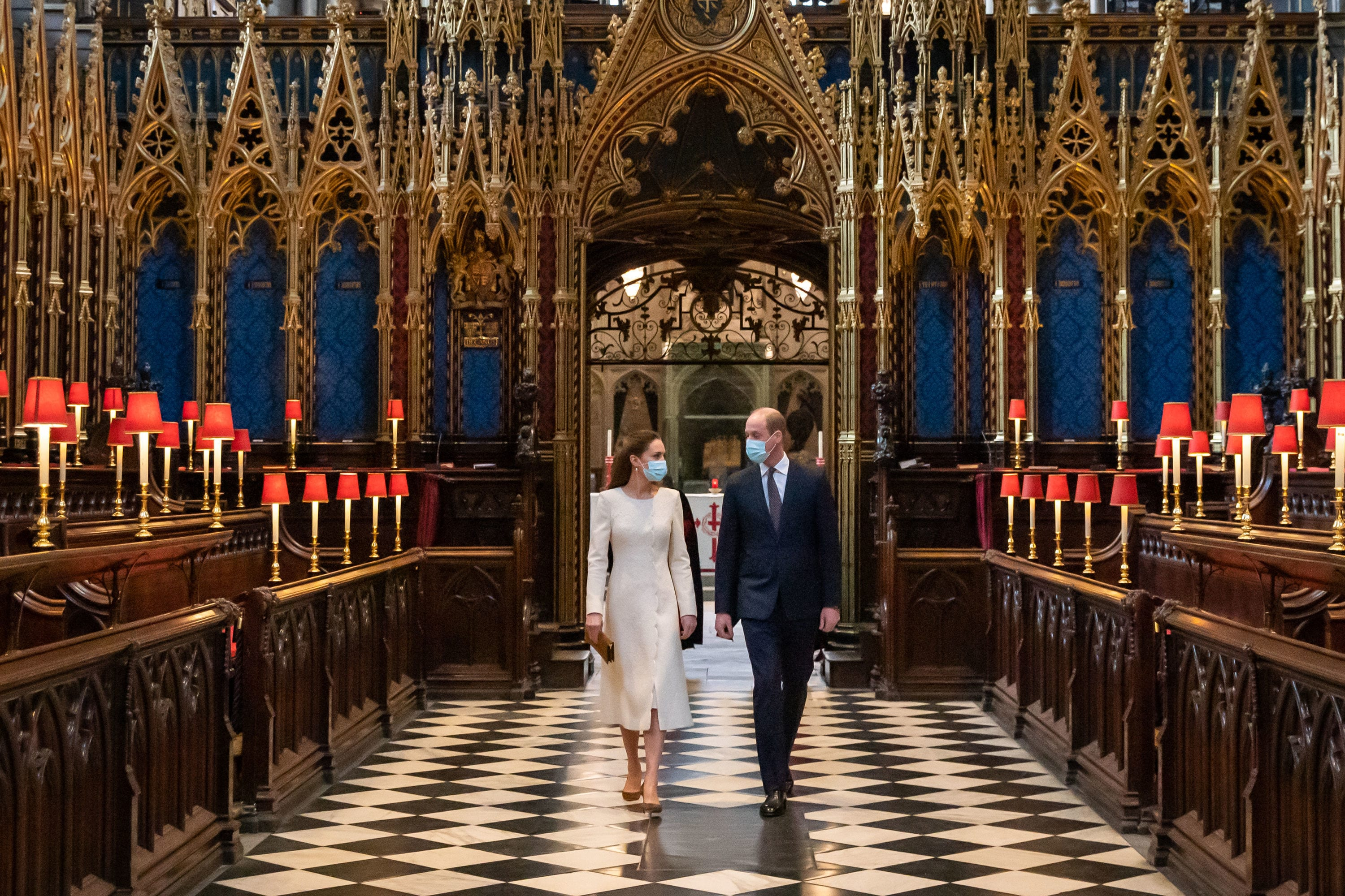 Why Prince William and Kate Middleton Returned to Their Wedding Venue Today
