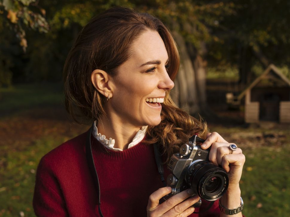 How Kate Middleton Helped Turn Her Pandemic Photo Project Into a Charitable Book