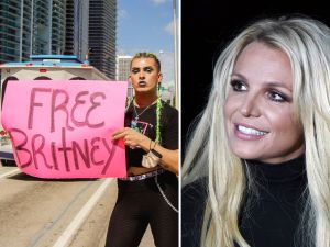 Britney Spears freebritney