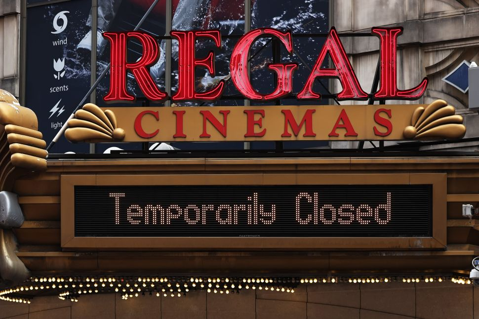 "Regal Cinemas Head Eyes ""Full Force"" Theatrical Rebound as Soon as May"