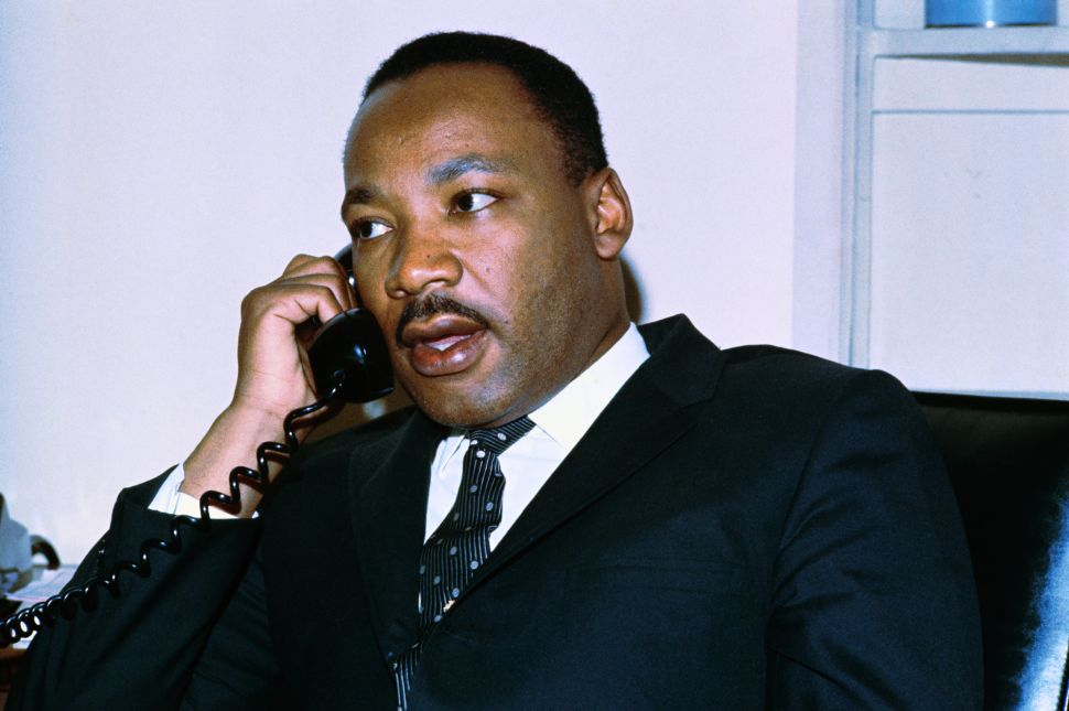 Birmingham Jail Logbooks Signed by Martin Luther King Jr. Sold for Over $130,000