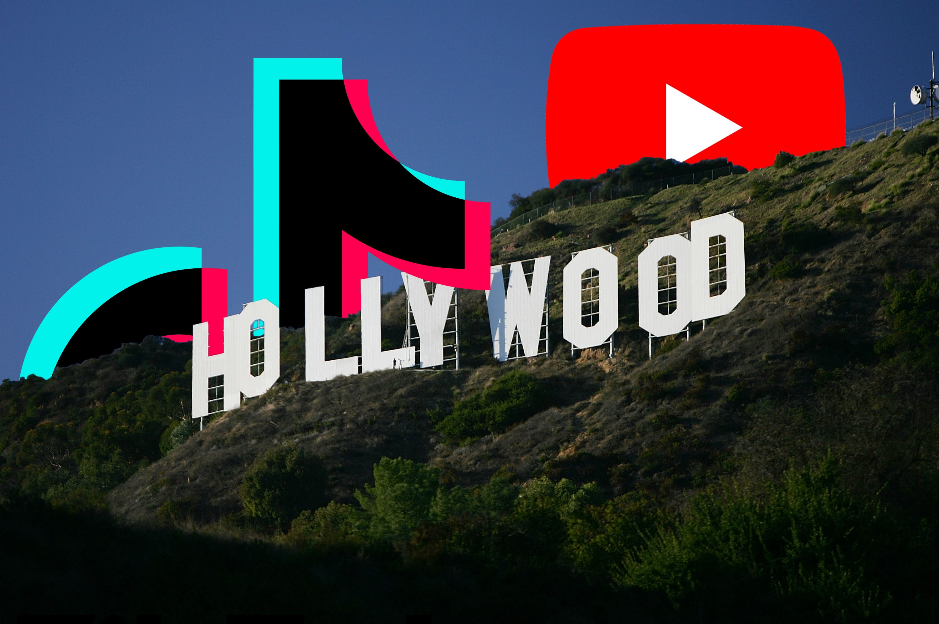 The TikTok and YouTube Stars Are Coming for Hollywood