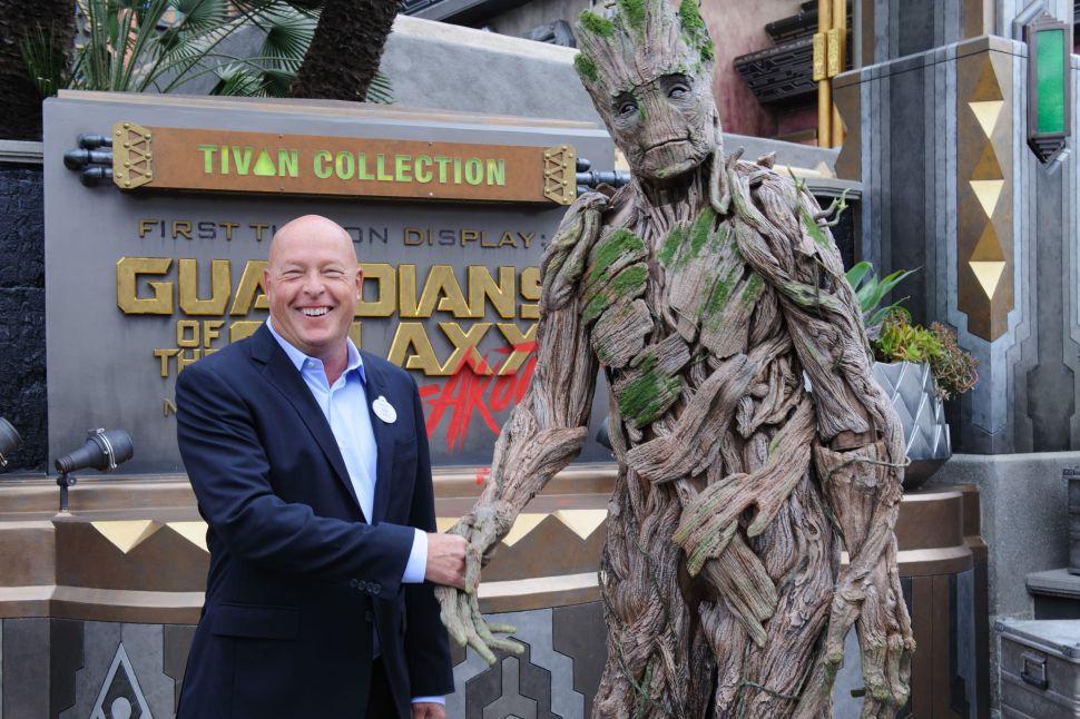 Disney CEO Bob Chapek: 'Going Back' to Pre-COVID Film Strategy Won't Work