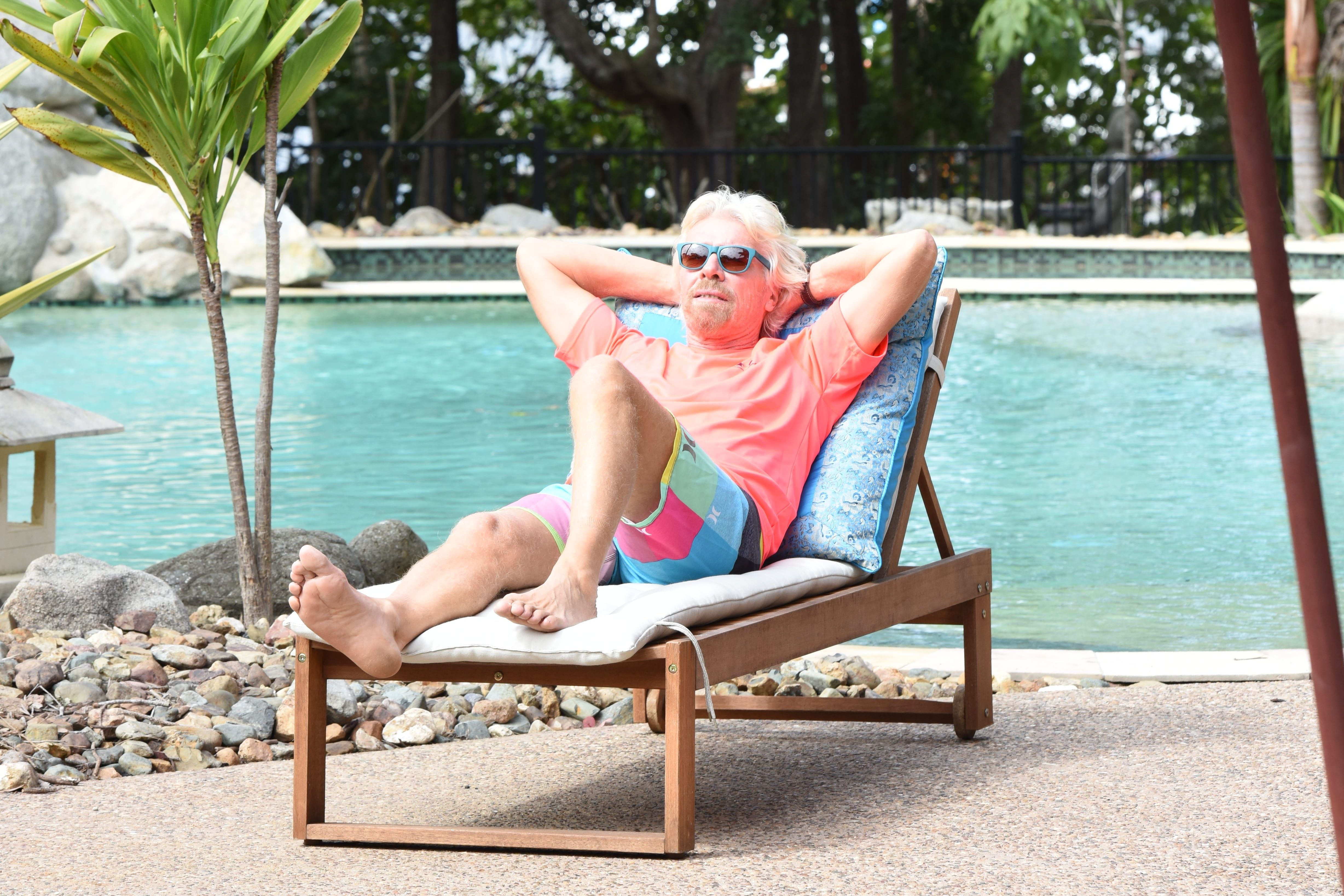Richard Branson Is Opening His Caribbean Private Island to the Public This Summer