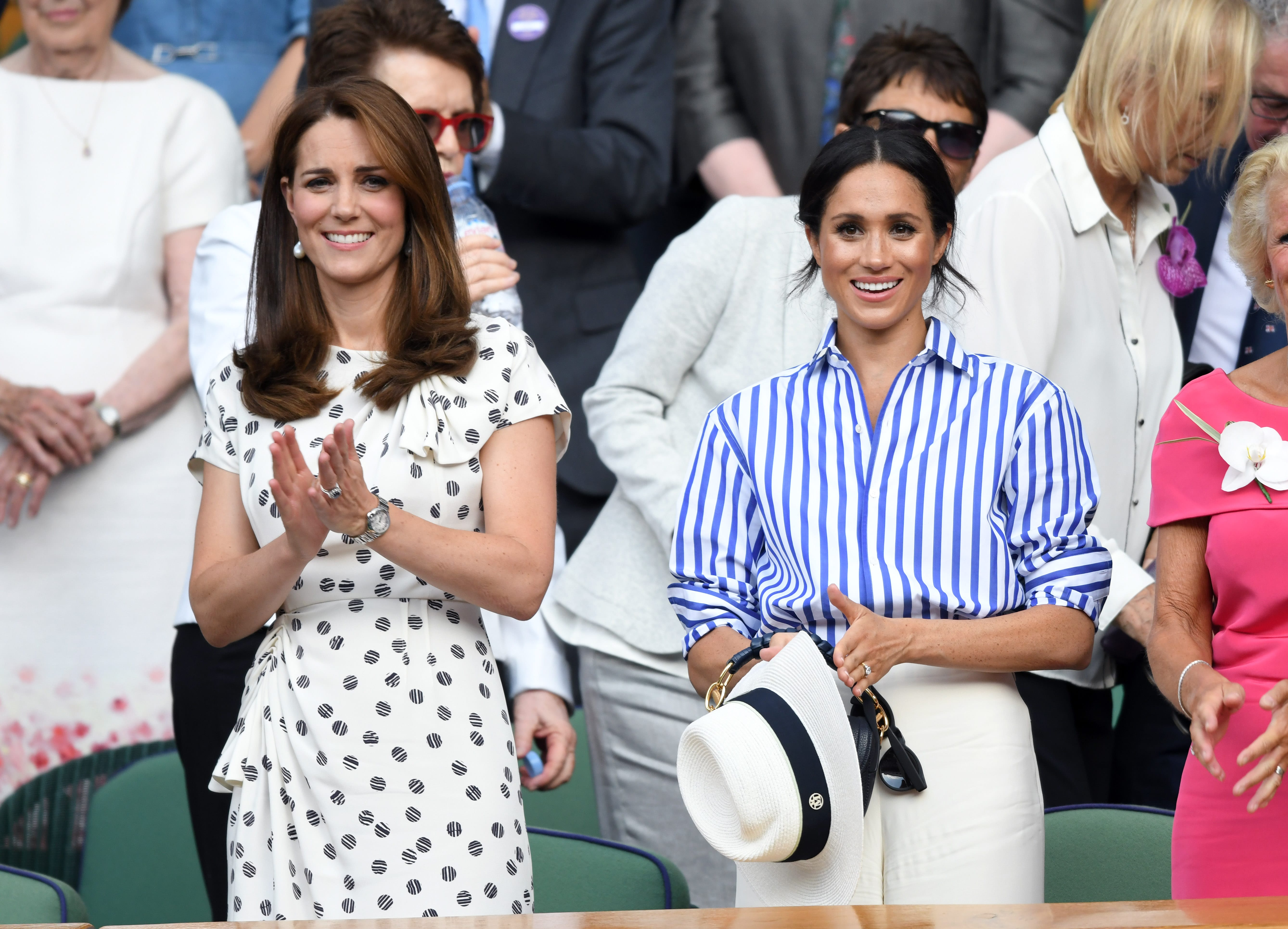 Meghan Markle Oprah Interview Why Kate Middleton Made Her Cry Observer
