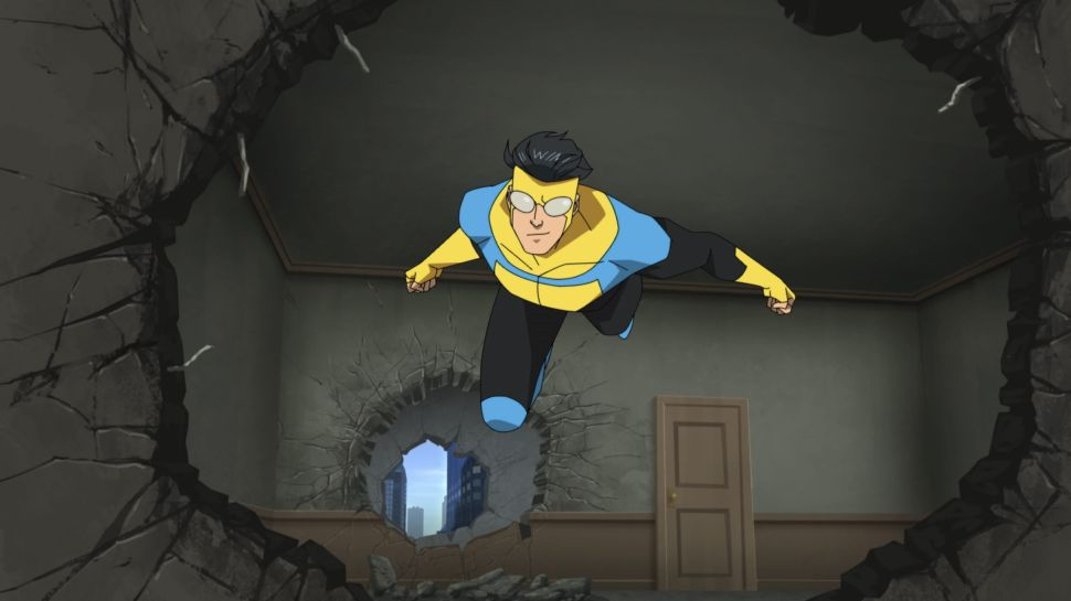 Amazon's 'Invincible' Finds Nuance in Its Gut-Spewing Superheroics